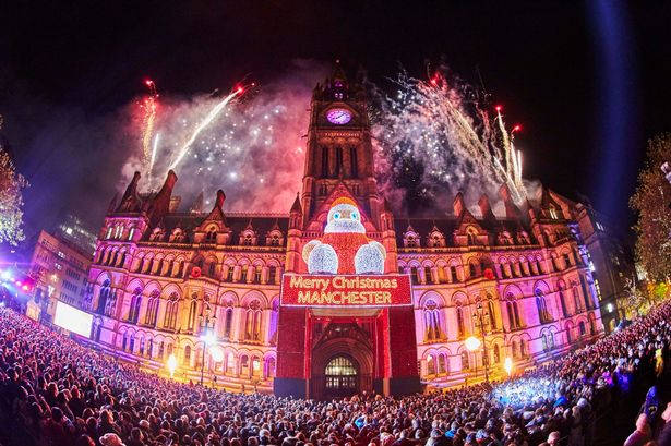 MANCHESTER NEW YEAR'S EVE