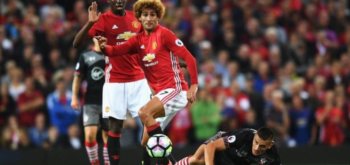Mourinho revela conversa com Fellaini para não deixar o clube