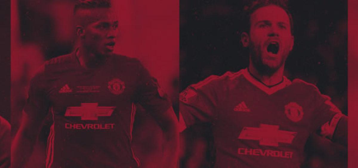 Qual foi o melhor jogador do Man. United no mês de Agosto?