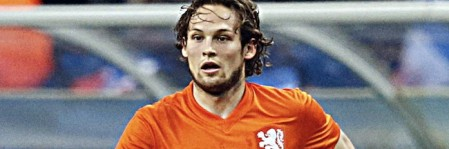 Daley Blind Oranje