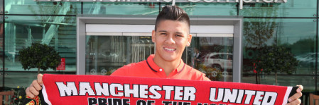 Club Marcos Rojo Manchester United 3193395